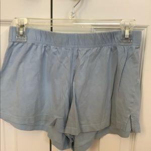 Light blue Beach or Lounge Shorts